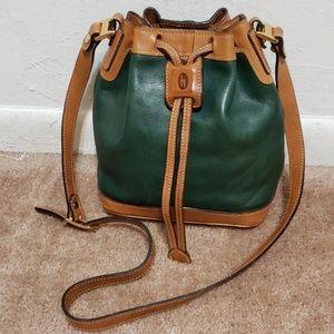 VTG Hartmann Leather Purse Handbag Shoulder Bag